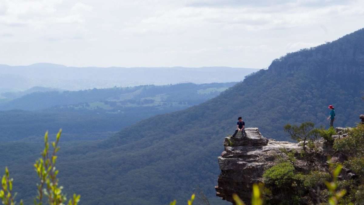 Elevation Nation – Where to find large ascends in Sydney and surrounds
