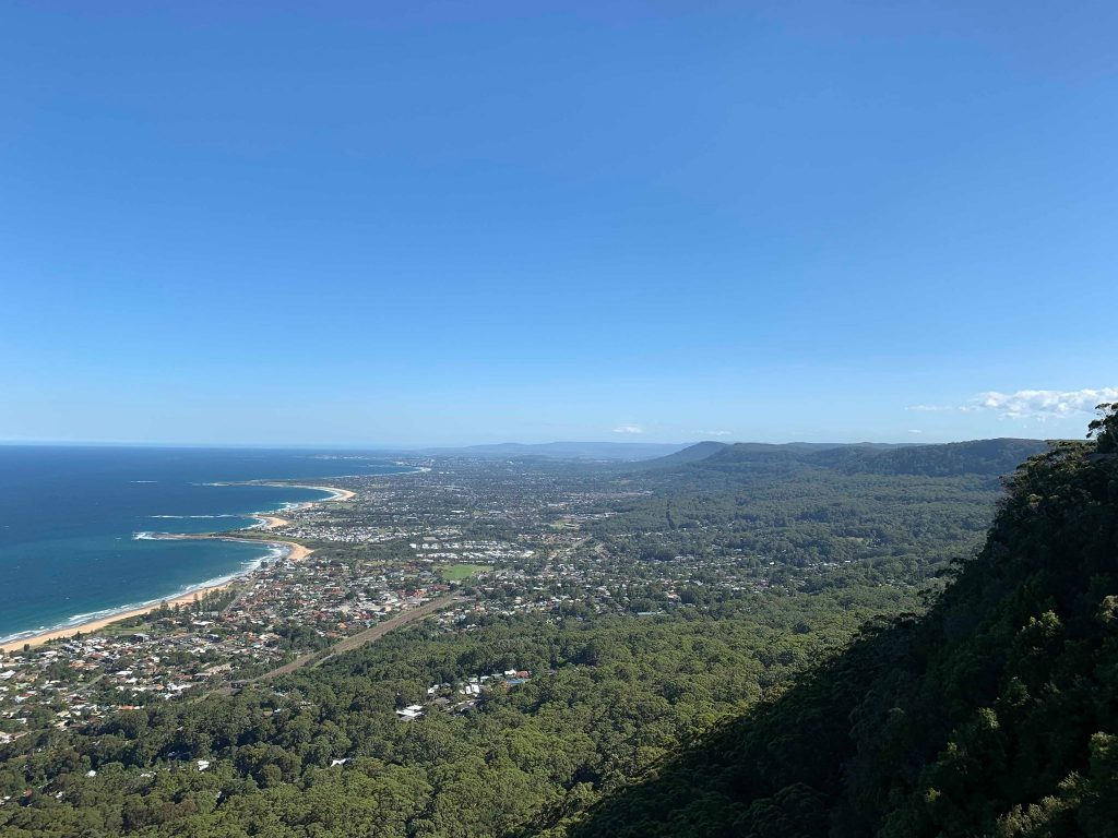 you'll get views like this at sublime point