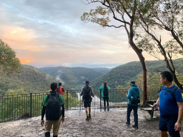 Brooklyn to Berowra