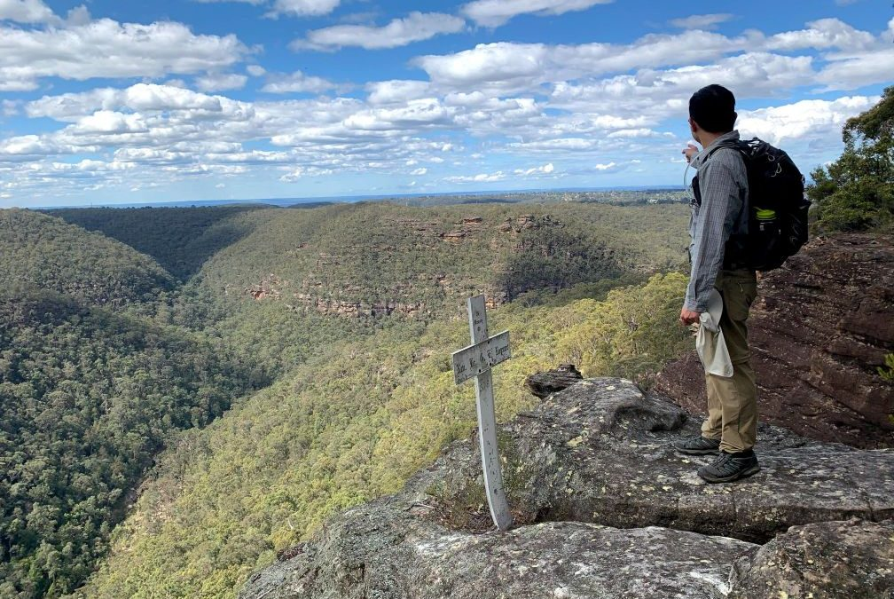Springwood – Martins Lookout and Lostword (22km)