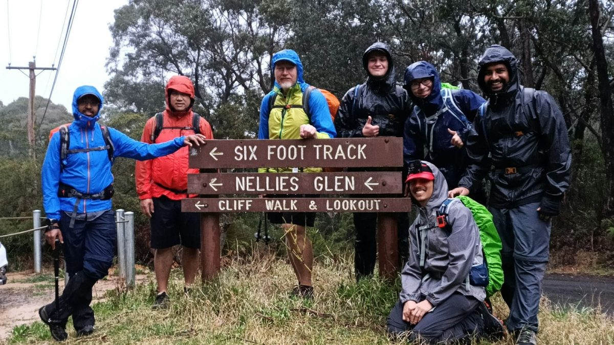 Katoomba to Jenolan Caves (6 foot Track – 52km) in one day