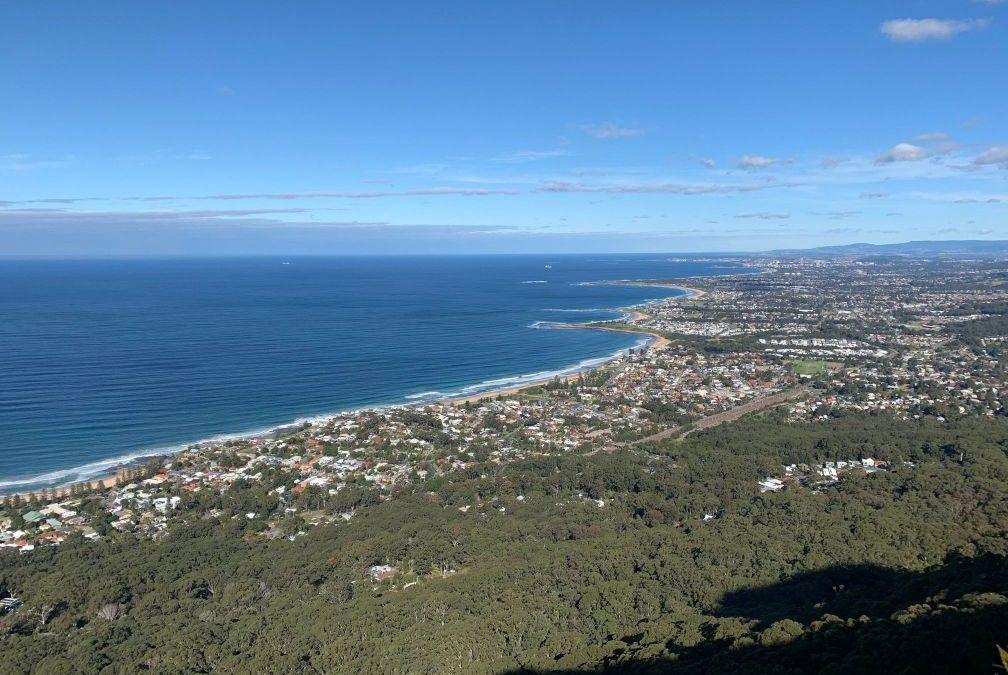 Illawarra Range Grand Escarpment Hike (20km)