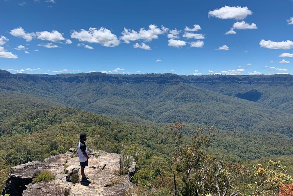 Katoomba to Wentworth Falls via Ruined Castle & Mt Solitary – Re-opened! (35km)