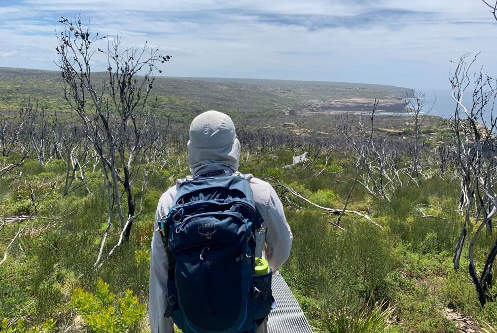 Helensburgh to Bundeena via Royal Coast Track + Extra Detours (38km)